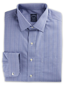 Brooks Brothers® Non-Iron Glen Plaid Dress Shirt