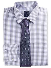 Brooks Brothers® Non-Iron Multi Check Dress Shirt