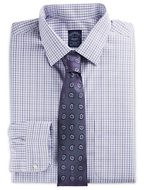 Brooks Brothers® Non-Iron Multi Check Dress Shirt