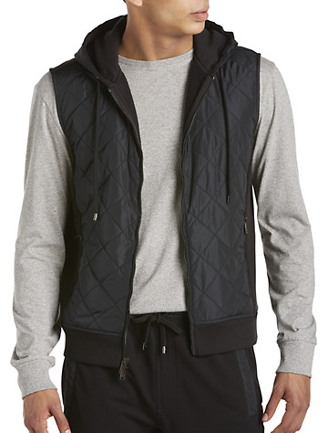 Michael Kors® Quilted Hooded Vest