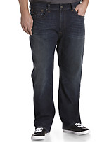 True Religion Brand® Ricky Straight Jeans – Undercarriage Wash