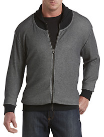 Society of One® Shawl-Collar Zip-Front Jacket