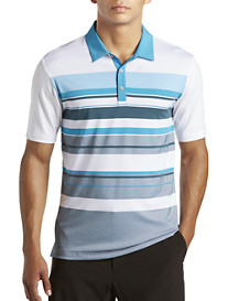 adidas® Golf climacool® Graphic Chest Stripe Polo