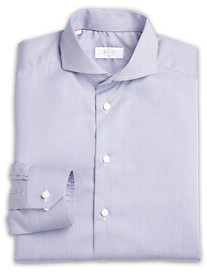 Eton® Warwick Satin Contrast Dobby Dress Shirt
