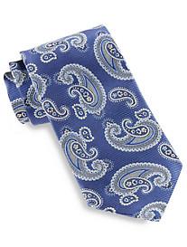Robert Talbott Cooper Large Paisley Silk Tie