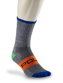 Polo Ralph Lauren® 6-pk Retro Crew Socks