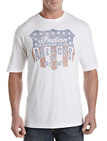 Lucky Brand® Indian Motorcycle Tee