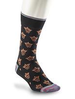 Robert Graham® Finnea Skull Socks