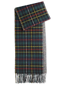 Polo Ralph Lauren® Cashmere/Silk Tartan Scarf