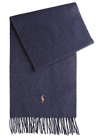 Polo Ralph Lauren® Signature Virgin Wool Scarf