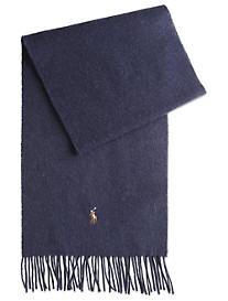 Polo Ralph Lauren® Signature Virgin Wool Scarf