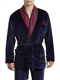 Robert Graham® Velour Smoking Jacket