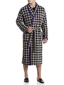 Robert Graham® Houndstooth Robe
