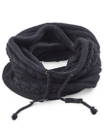 Bickley + Mitchell Cable-Knit Neck Warmer