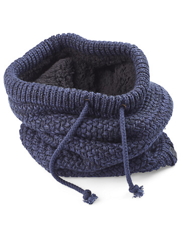 Bickley + Mitchell Lined Neck Warmer