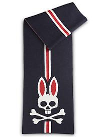 Psycho Bunny® Flag Scarf