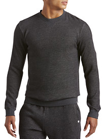 Derek Rose™ Textured Fleece Sweatshirt