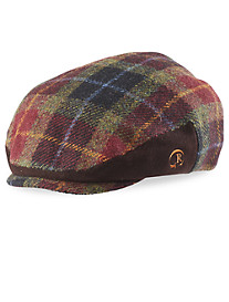 Robert Graham® Plaid Tweed Ivy Cap