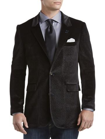 Bogosse® Embossed Velvet Sport Coat