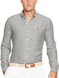 Polo Ralph Lauren® Bengal Stripe Linen Sport Shirt