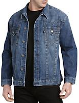 True Religion® Jimmy Super T Western Denim Jacket
