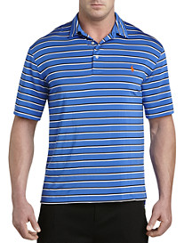 Polo Ralph Lauren® Stripe Performance Lisle Polo