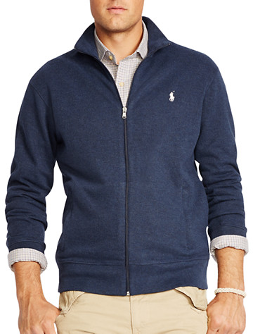Polo Ralph Lauren? Performance French-Rib Track Jacket