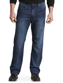 Buffalo David Bitton® Dark Wash Knit Jeans