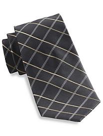 Michael Kors® Perfect Grid Silk Tie