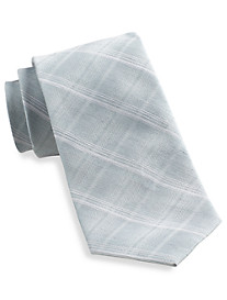 Calvin Klein® Horizon Soft Plaid Silk Tie