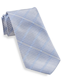 Calvin Klein® Ladder Grid Silk Tie