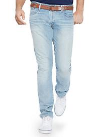 Polo Ralph Lauren® Hampton Straight-Fit Maidstone Wash Denim Jeans