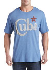 Lucky Brand® Visit Cuba Tee