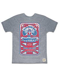 Retro Brand The Who Graphic Tee