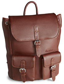 Robert Graham® Johnson Leather-Look Backpack