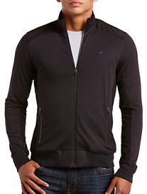 Michael Kors® Nylon-Trim Track Jacket