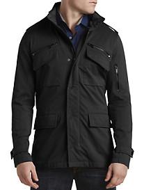 Michael Kors® Cotton-Blend Utility Jacket