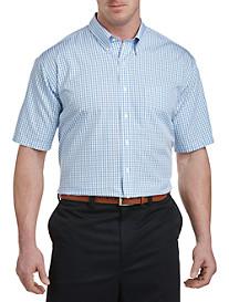 Brooks Brothers® Non-Iron Gingham Poplin Sport Shirt