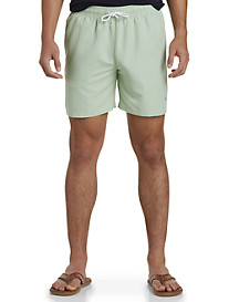 Brooks Brothers® Solid Montauk Swim Trunks