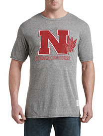 Retro Brand Tri-Blend Collegiate Team Tee
