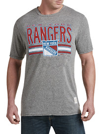 Retro Brand Tri-Blend NHL Team Tee