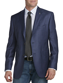 Ted Baker® Gingham Wool Sport Coat