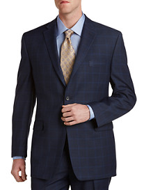 Michael Kors® Windowpane Suit Jacket – Executive Cut