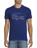 Lacoste® Large Croc Graphic Tee