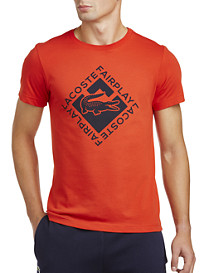 Lacoste® Sport Fairplay Tech Tee