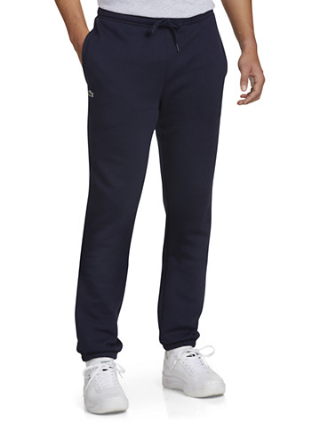 Lacoste® Sport Elastic-Hem Track Pants - ( Active Bottoms )