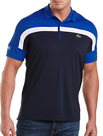 Lacoste® Sport Ultra Dry Colorblock Polo