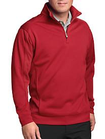 Cutter & Buck® CB DryTec™ Edge Half-Zip Pullover
