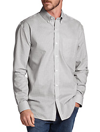 Cutter & Buck™ Epic Easy-Care Tattersall Sport Shirt