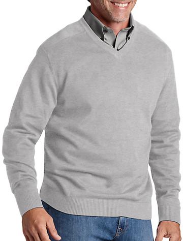 Cutter & Buck® Broadview V-Neck Sweater